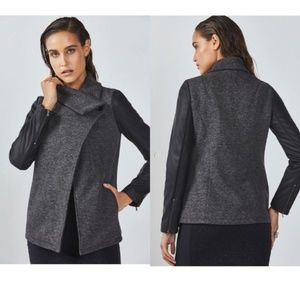 Fabletics XL Milano Moto Casual Jacket